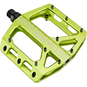 Sixpack Kamikaze 2.0 Pedals electric-green